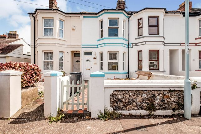 Thumbnail Terraced house for sale in Sugden Road, Worthing