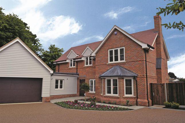 Thumbnail Detached house for sale in 'green View House' Bovingdon Green, Bovingdon, Hemel Hempstead