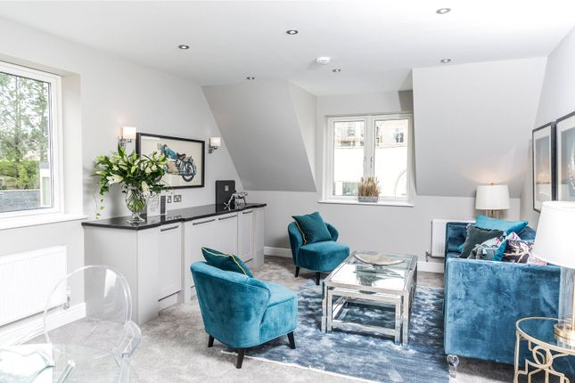 2 bed flat for sale in Stratton Court Village, Stratton Place, Stratton, Cirencester GL7
