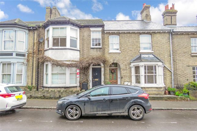 Thumbnail Terraced house to rent in Cromwell Place, St. Ives, Cambridgeshire