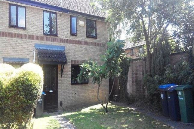 Thumbnail Terraced house to rent in Madden Place, Rugby