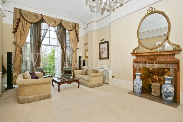 Thumbnail Flat for sale in Albert Hall Mansions, Kensington Gore, Kensington, London