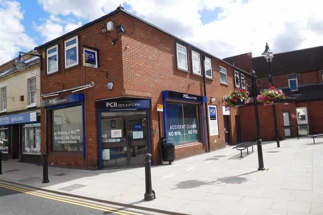 Thumbnail Office for sale in High Street, Telford, Shropshire