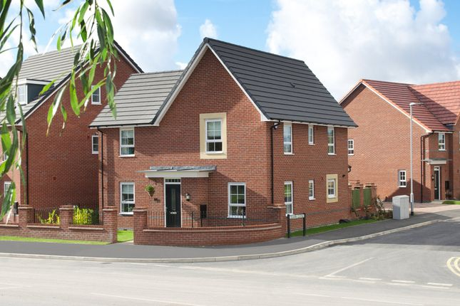 "Thumbnail Detached house for sale in ""Lincoln"" at Moss Lane, Macclesfield"
