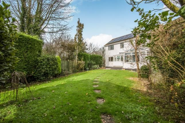Thumbnail Detached house for sale in Treviscoe, St. Austell, Cornwall