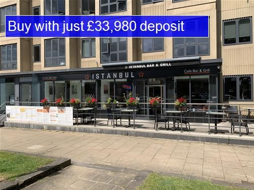 Thumbnail Restaurant/cafe for sale in Victoria Avenue Harrogate, North Yorkshire