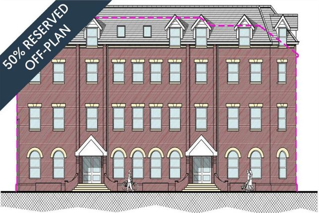 Thumbnail Flat for sale in Christchurch Road, Bournemouth, Dorset