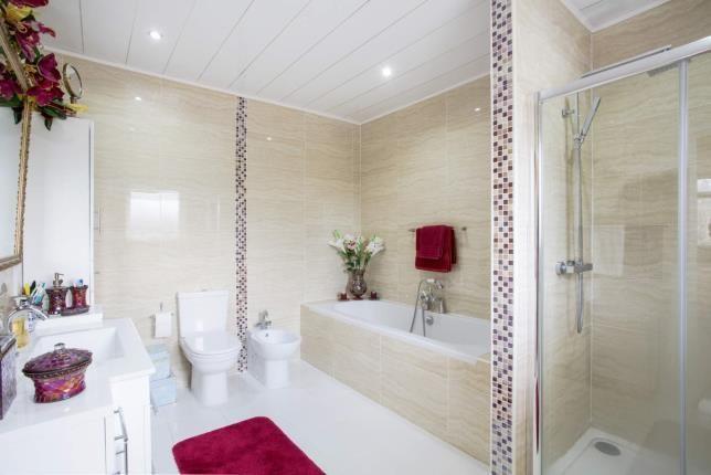 Bathroom of Edge Hill, Darras Hall, Ponteland, Northumberland NE20