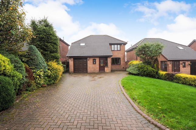 Thumbnail Detached house for sale in Spinners Way, Oldham, Greater Manchester