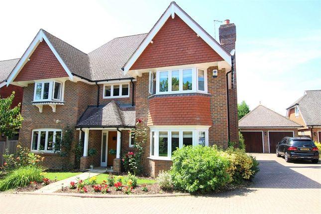 Thumbnail Detached house for sale in Longwall, Felbridge, West Sussex