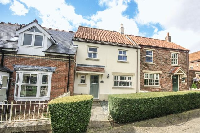 Thumbnail Cottage for sale in The Granary, Wynyard, Billingham