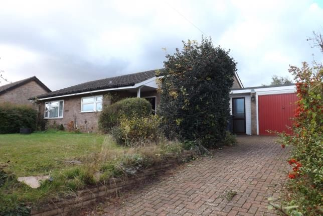 Thumbnail Bungalow for sale in Mill Street, Gamlingay, Sandy, Cambridgeshire