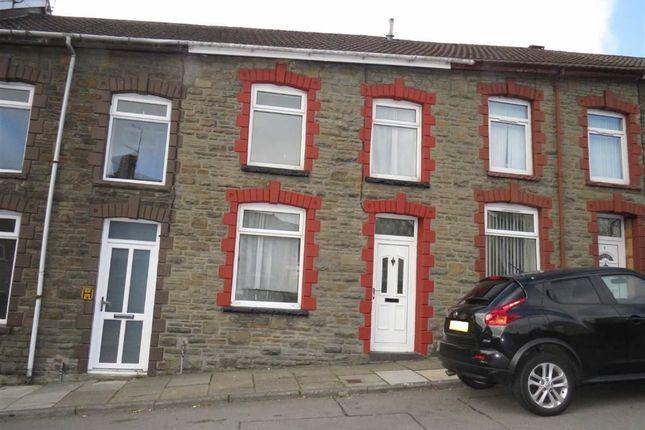 Thumbnail Terraced house for sale in Cribbyn Ddu Street, Ynysybwl, Pontypridd
