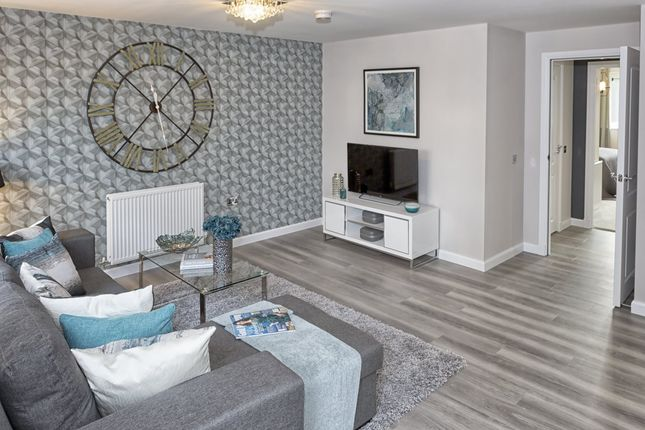 "Thumbnail Flat for sale in ""Block 1 Apartment"" at Mugiemoss Road, Bucksburn, Aberdeen"