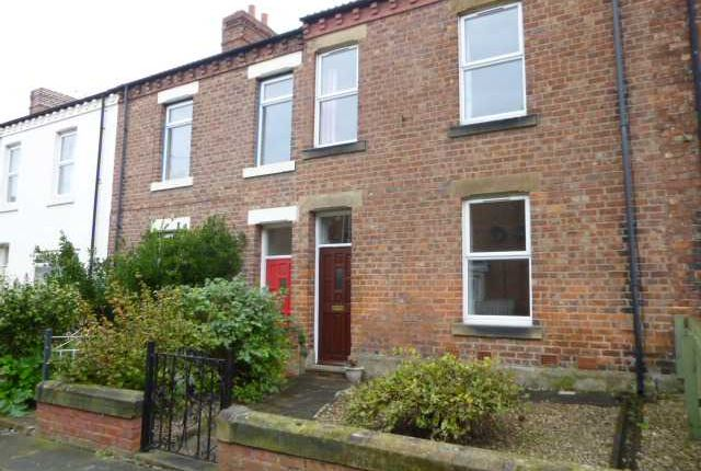 Thumbnail Terraced house to rent in Countess Avenue, Whitley Bay