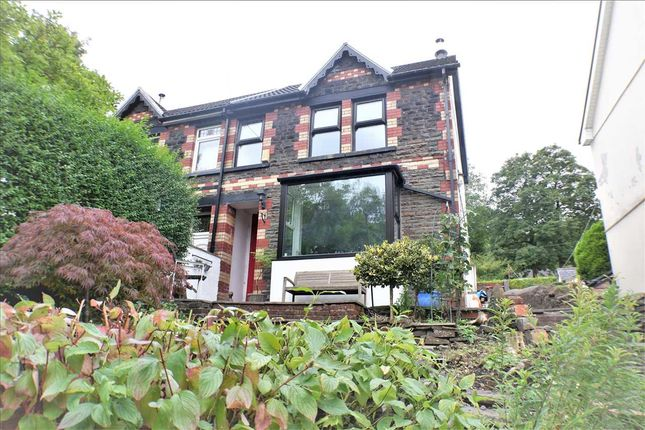 Thumbnail Semi-detached house for sale in Caemawr Road, Porth