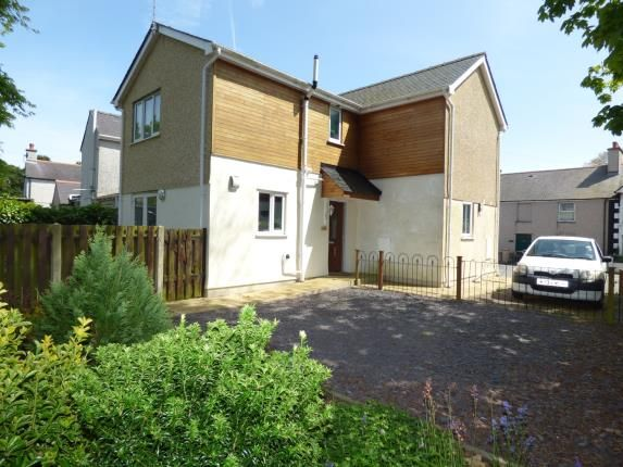 Thumbnail Semi-detached house for sale in Mona Lodge, Mona Street, Amlwch, Anglesey