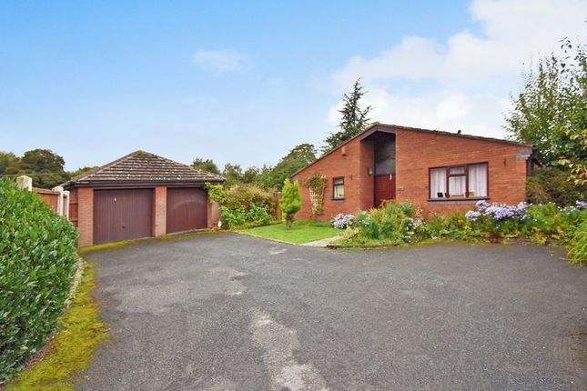 Thumbnail Detached bungalow for sale in 18 Donnerville Gardens, Admaston, Telford