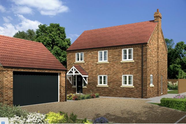 Thumbnail Detached house for sale in Brindley Grove, Sutton-Cum-Lound, Retford