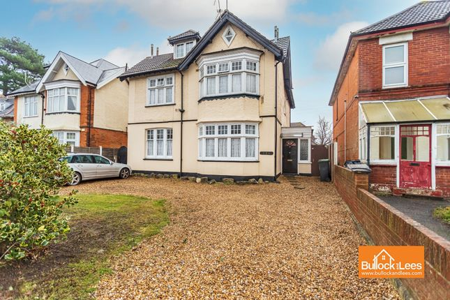 Thumbnail Detached house for sale in Holdenhurst Road, Bournemouth