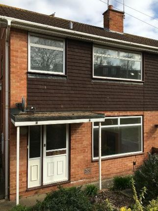 Thumbnail Semi-detached house to rent in Rowan Way, Exeter, Devon