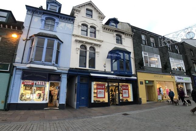 Thumbnail Flat to rent in Main Street, Keswick, Cumbria