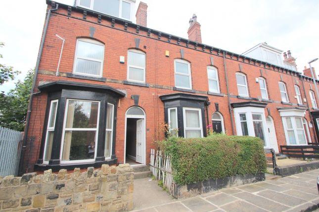 Thumbnail End terrace house to rent in Ashville Terrace, Hyde Park, Leeds