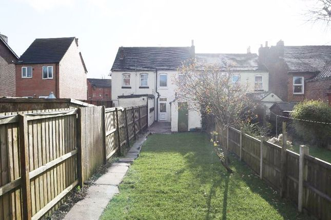 Terraced house for sale in Uttoxeter Road, Meir, Stoke-On-Trent, Staffordshire