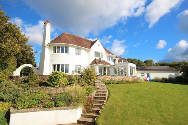 Thumbnail Detached house for sale in Copthorn Road, Upper Colwyn Bay, Conwy