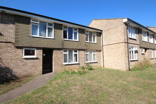 Thumbnail Flat to rent in Pyms Close, Letchworth Garden City