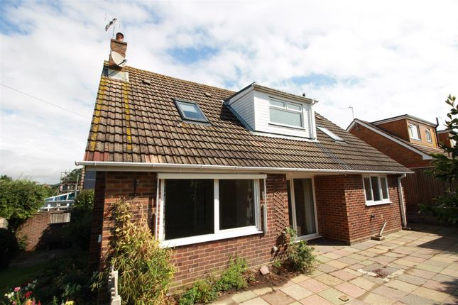 Thumbnail Detached house to rent in Drayton Rise, Bexhill-On-Sea