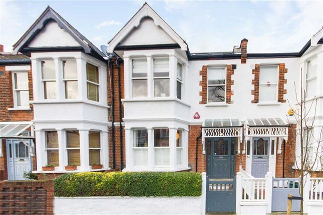 Thumbnail Property to rent in Summerlands Avenue, London
