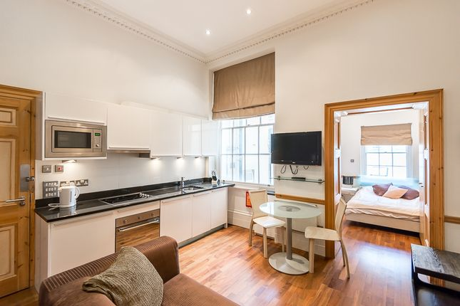 Studio to rent in Upper Berkeley Street, Marble Arch, Hyde Park W1H
