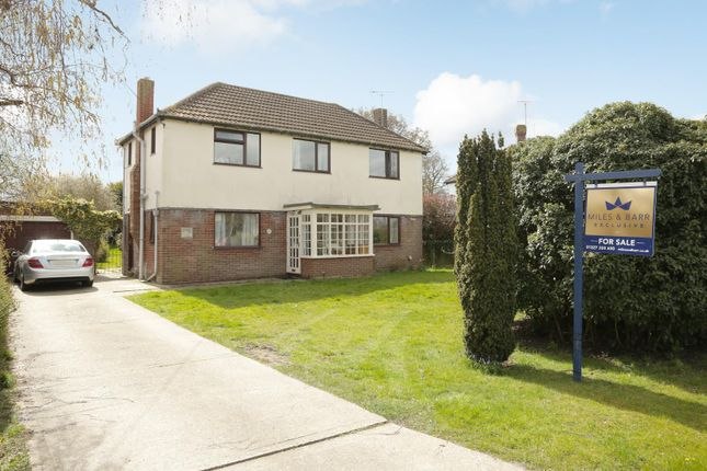 3 bed detached house for sale in Longtye Drive, Chestfield, Whitstable CT5
