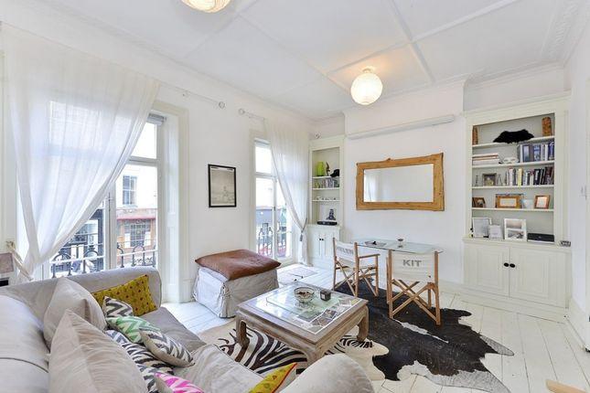 Thumbnail Flat to rent in Churton Street, Pimlico