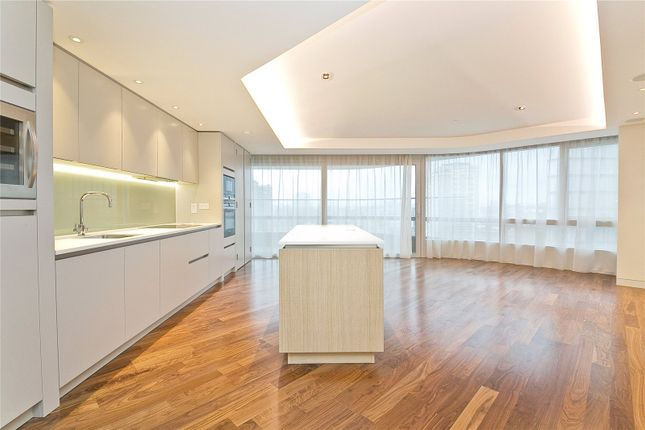 Thumbnail Flat for sale in Canaletto Tower, 257 City Road