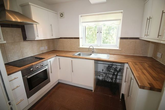 Thumbnail Flat to rent in Marsh Lane, Bootle