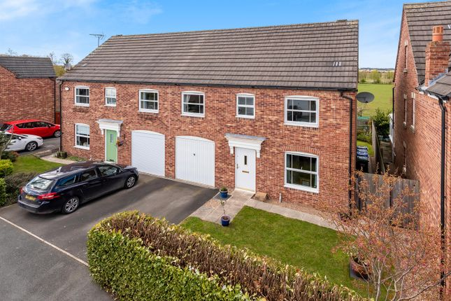 4 bed semi-detached house for sale in Sandwath Drive, Tadcaster LS24