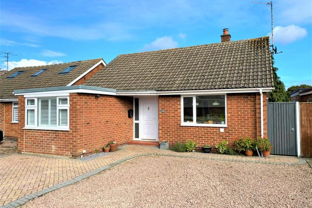 Thumbnail Detached bungalow for sale in Long Mynd Avenue, Up Hatherley, Cheltenham