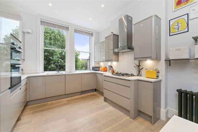 Thumbnail Flat for sale in Lady Margaret Road, London