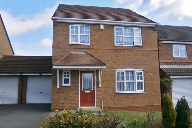 Thumbnail Detached house to rent in Osprey Road, Erdington, Birmingham