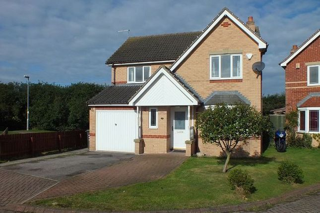Thumbnail Detached house to rent in Hobart Close, Waddington, 9