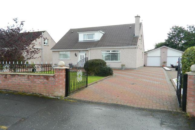 Thumbnail Detached house for sale in Stonedyke Road, Carluke