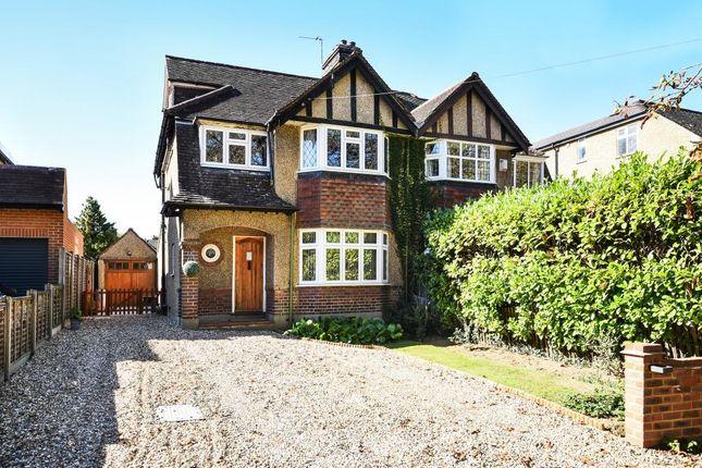 Thumbnail Semi-detached house for sale in Leverstock Green Road, Hemel Hempstead