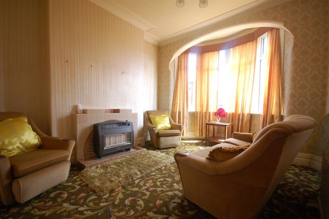 Lounge of Glastonbury Avenue, Marton, Blackpool, Lancashire FY1