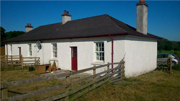 Thumbnail Semi-detached bungalow to rent in 1 Easter Moniack Farm Cottage, Kirkhill, Inverness, Highland