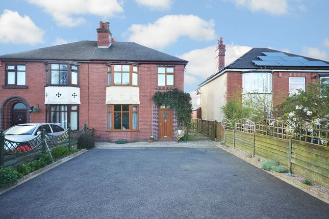 Thumbnail Semi-detached house for sale in Dovedale Road, Kingsley, Stoke-On-Trent
