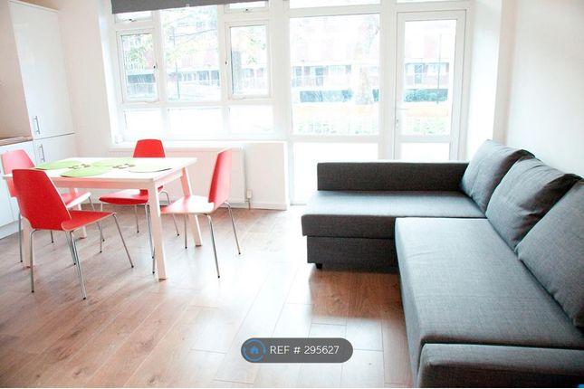 Thumbnail Flat to rent in Hanbury Street, London