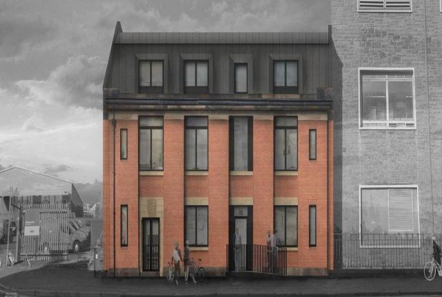 Thumbnail Flat to rent in Russell Road, Roseburn, Edinburgh