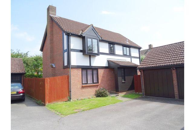 Thumbnail Detached house for sale in Balliol Close, Titchfield Common Locks Heath